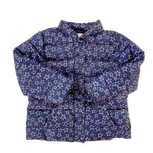 Zara Baby Girl Star Puffer Jacket